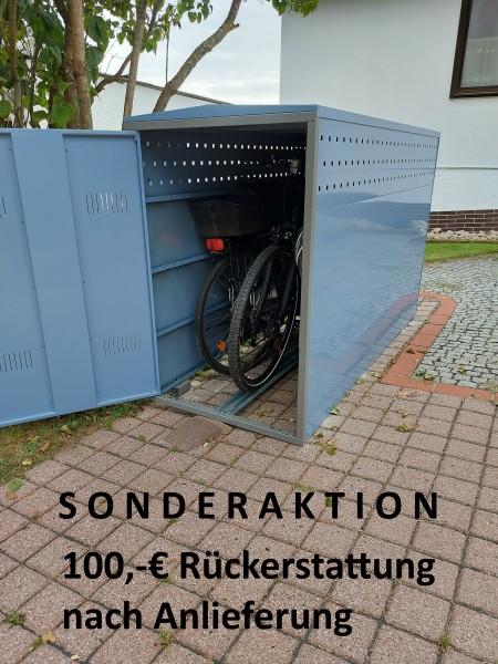 RUCK-ZUCK-DA Einzelgarage